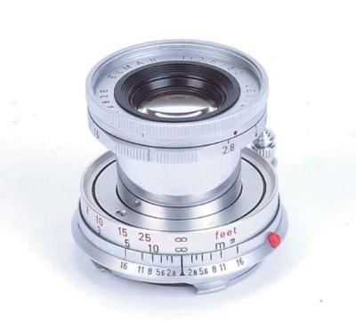Elmar f/2.8 50mm. no. 2472826