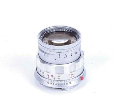 Summicron f/2 50mm. no. 198676