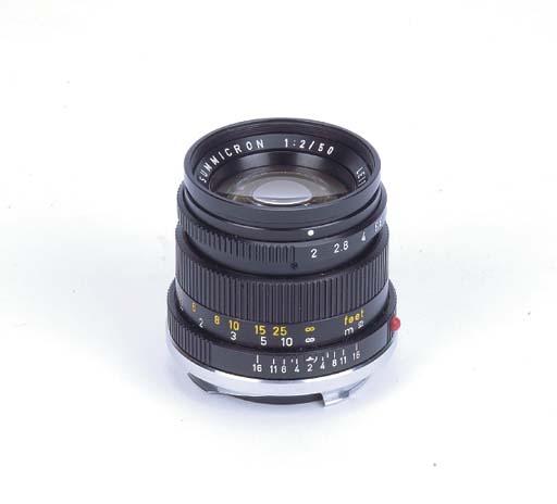 Summicron f/2 50mm. no. 238713
