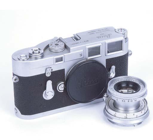 Leica M3 no. 1100671