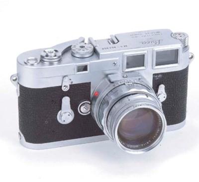 Leica M3 no. 864658