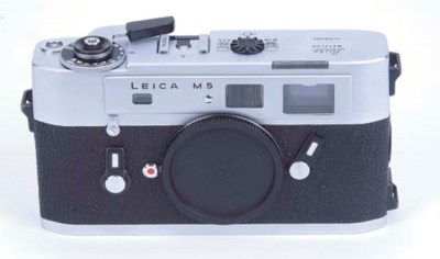 Leica M5 no. 1355784