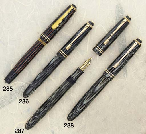 A MONTBLANC 134, possibly Germ