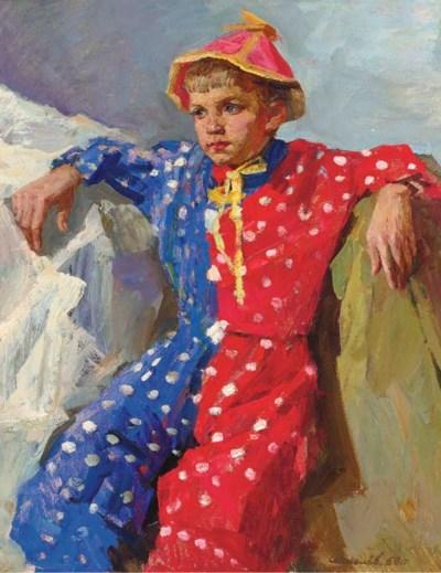 Dimitri Ivanovich Shmelev (Rus