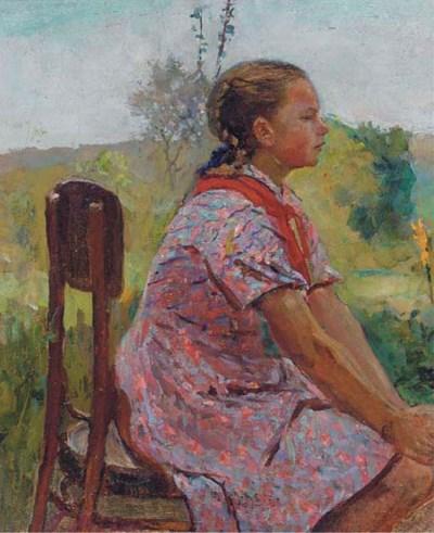 Georgy Magmedov (Russian, b.19