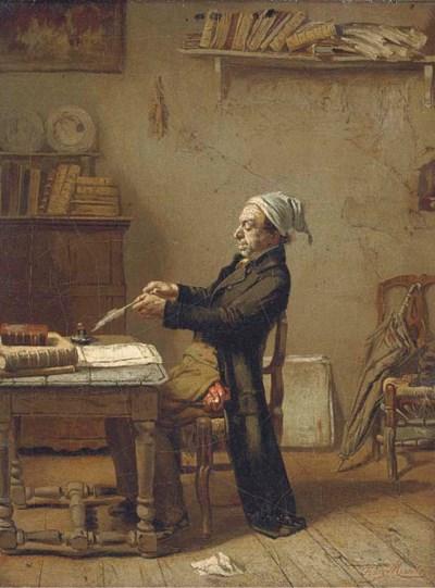 Frans Meerts (Belgian, 1836-18