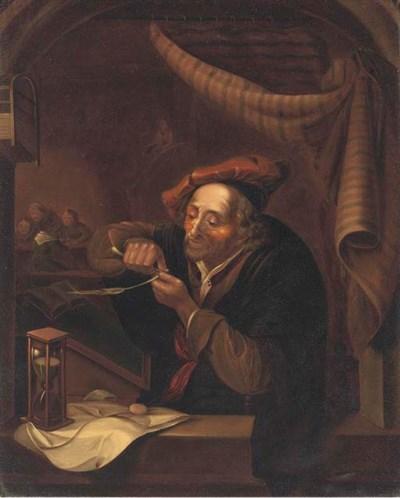 After Gerard Dou (Dutch, 1613-