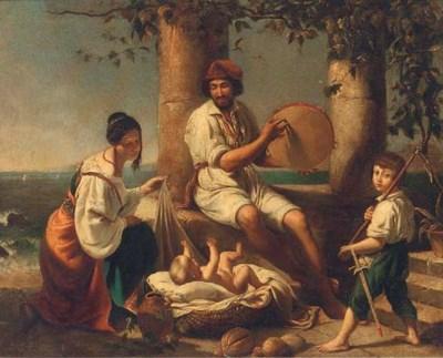 Circle of Eugene von Blaas