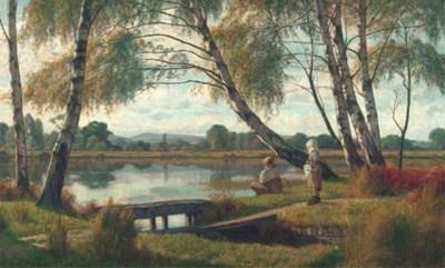 Byron Cooper (British, 1850-19