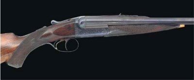 A .450/.400 (3IN) DOUBLE-BARRE