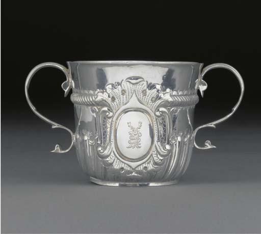 A George V Silver Porringer
