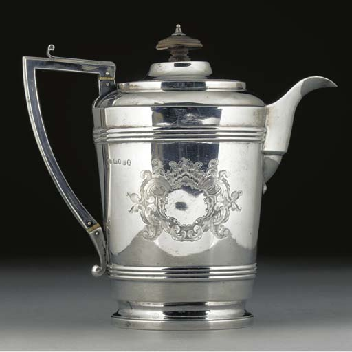 A George IV Silver Hot Water J