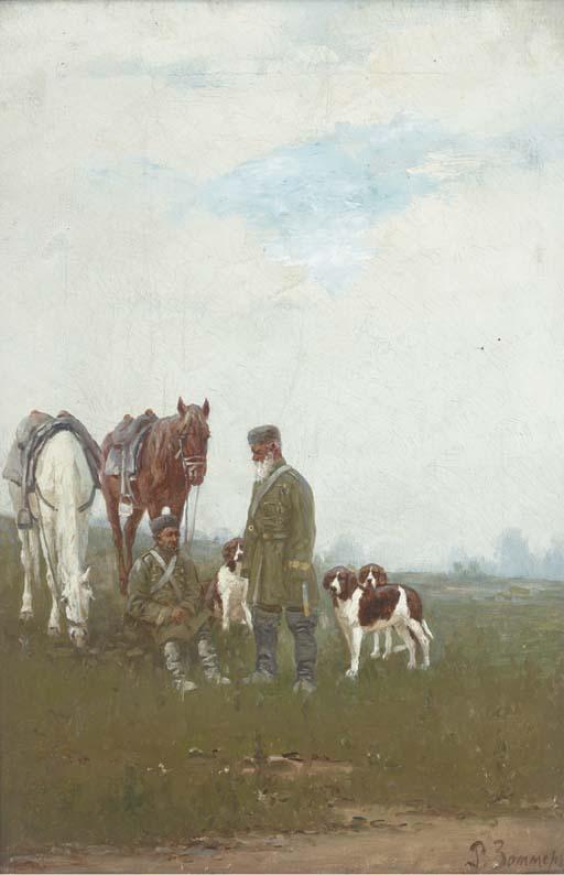Richard Karlovich Zommer (1866