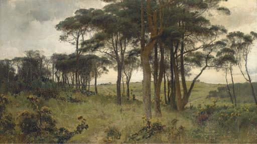Arvid Mauritz Lindstrum (1849-1923)