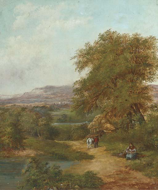 K. A. Merritt, 19th Century