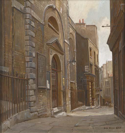 Rex Vicat Cole (1870-1940)