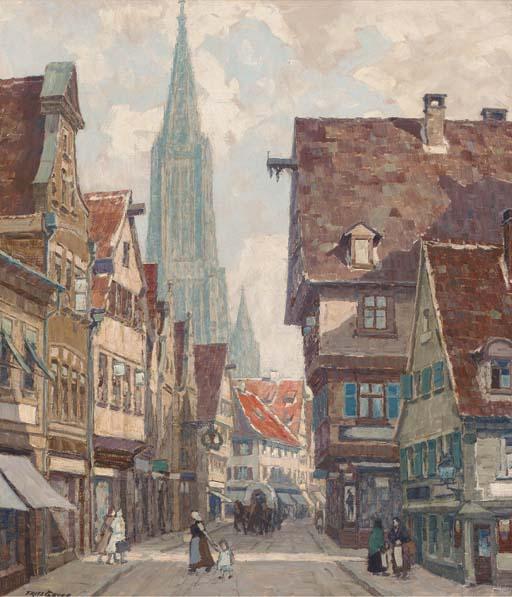 Fritz Geyer (1875-1947)