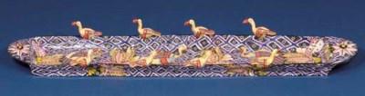 A heron tray