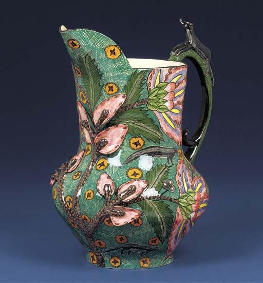 A badger jug