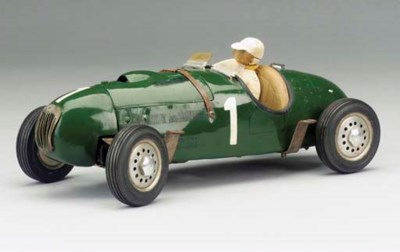 Frazer-Nash Le Mans T.T. repli