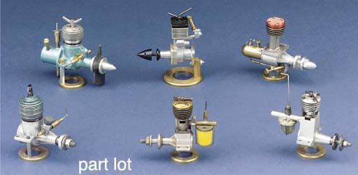 A collection of twenty miniatu