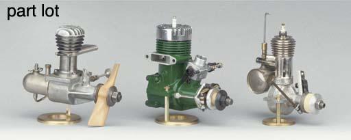 A fine spark ignition engine,