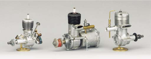 A REA single cylinder spark ig