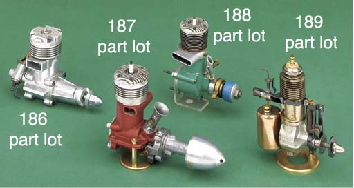 A spark ignition engine with a