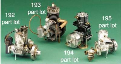 An early single cylinder spark