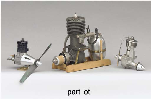 A single cylinder air cooled A