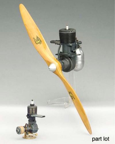 A fine single cylinder Mercury