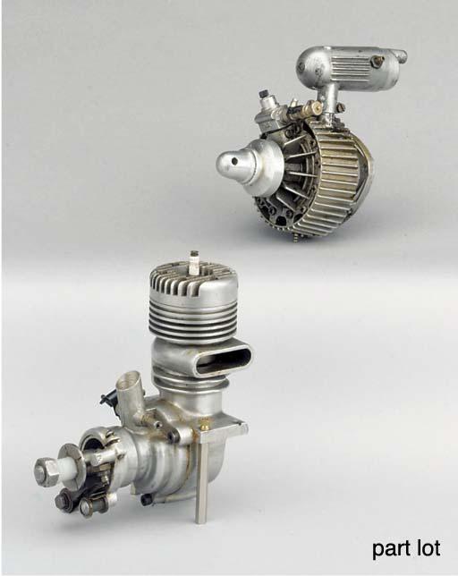 An O.S.-Graupner Wankel rotary