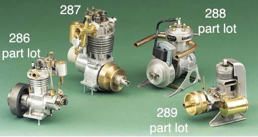A fine single cylinder spark i