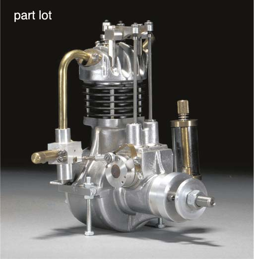 An Apex Minor spark ignition p