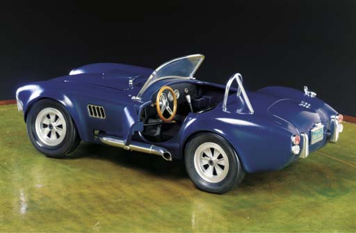 AC Cobra, a fine model of this