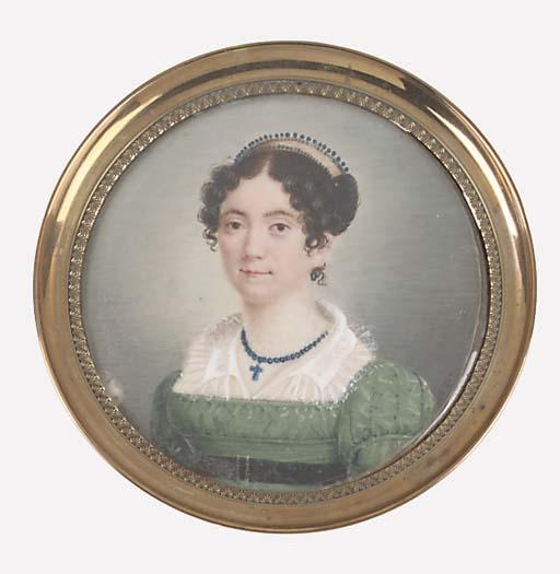 P. Huard, circa 1830