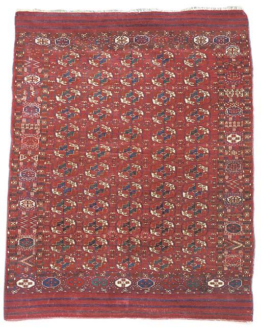 A fine Tekke Bokhara carpet