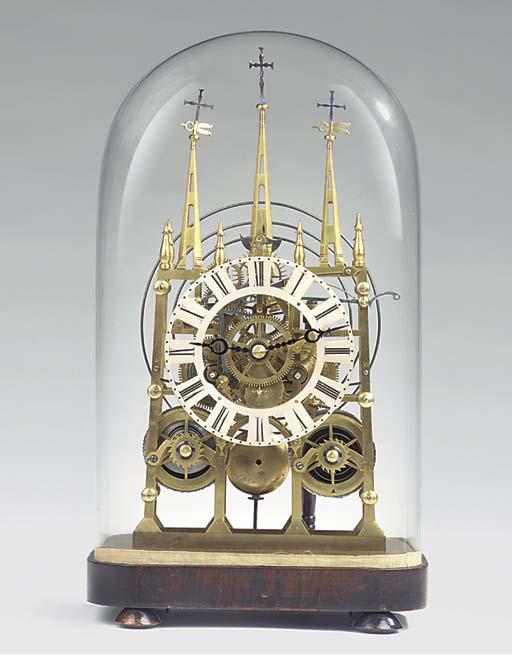A Victorian brass Lichfield ca