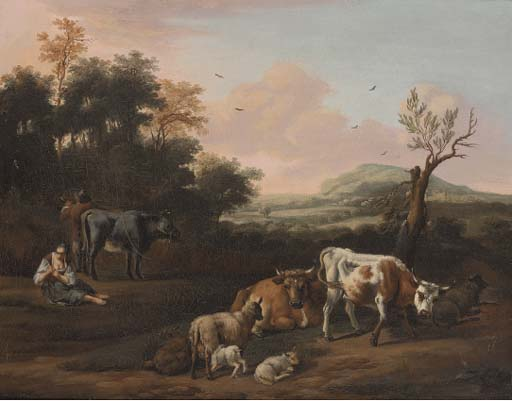 Attributed to Michiel Carrée (