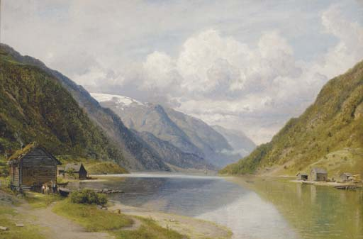 George Emil Libert (1820-1908)