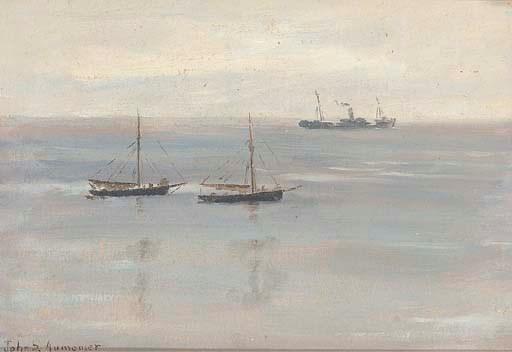 John S. Aumonier, 20th Century
