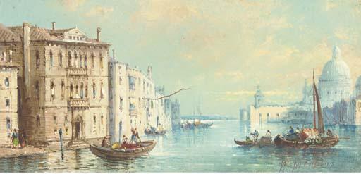 William Meadows, 19th Century