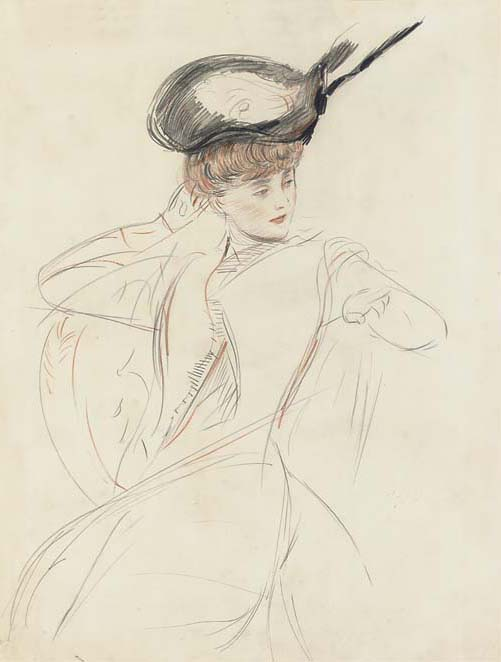 Paul-César Helleu (French, 185