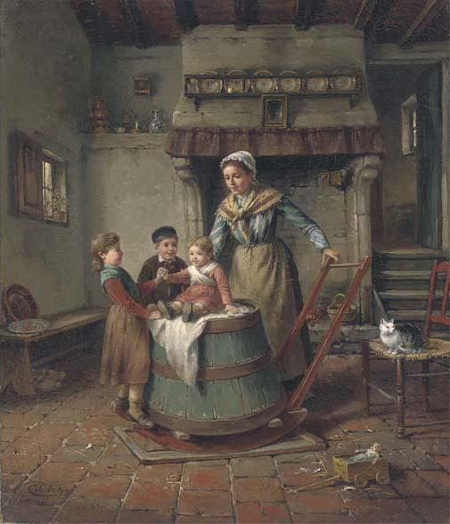 C. Petit (Belgium, 19th Centur