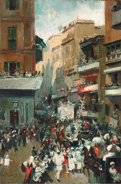 Atillio Pratella (Italian, 185