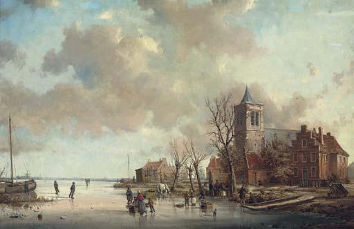 A.de Groote (Dutch, 1892-1947)