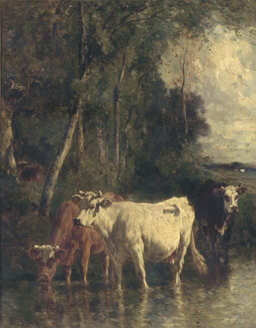 Emile Van Marcke de Lumman (Fr