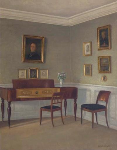 Hans Hilsoe (Danish, 19th/20th