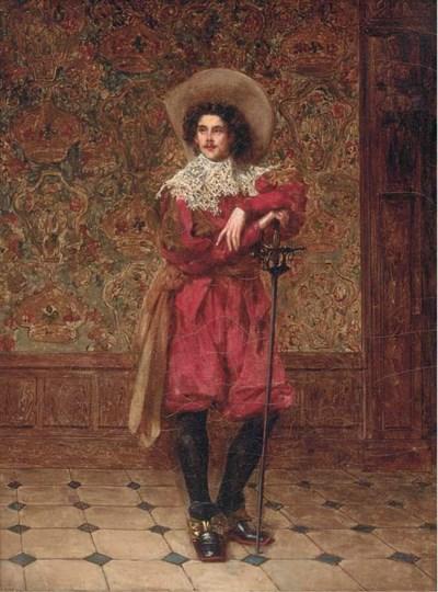 Adolphe-Alexandre Lesrel (Fren