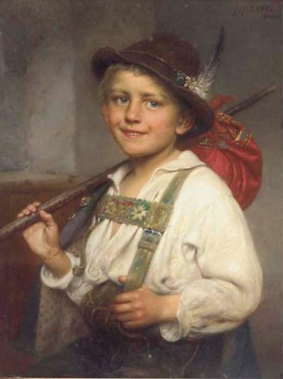 Johann Friedrich Engel (German